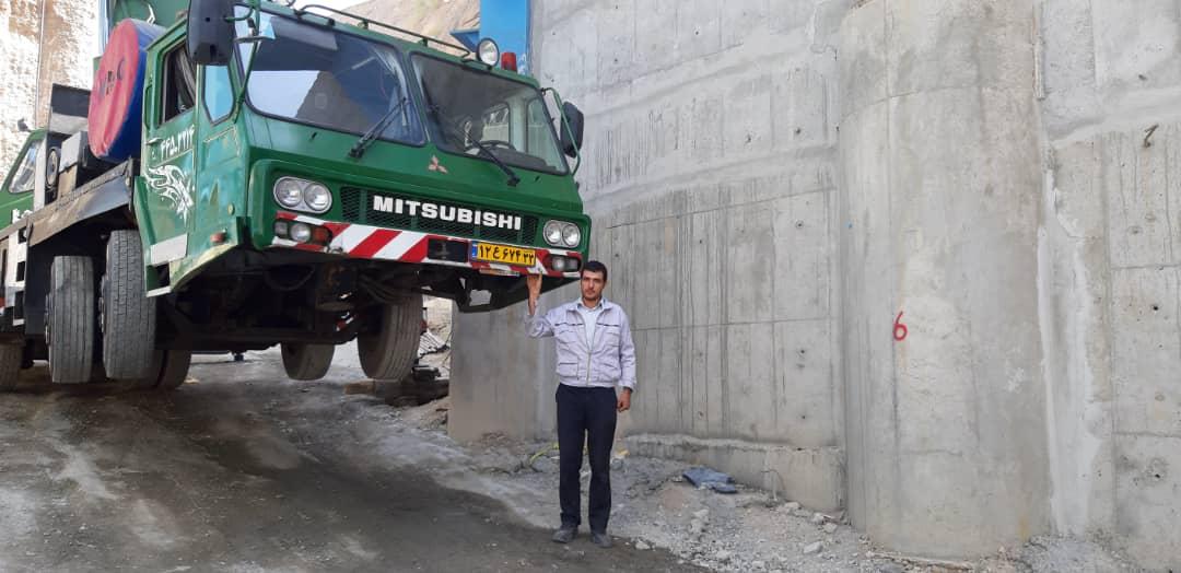 اجاره جرثقیل در غرب تهران